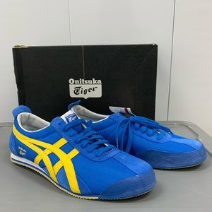 Onitsuka Tiger Fencing Lace-Up Fashion Sneaker